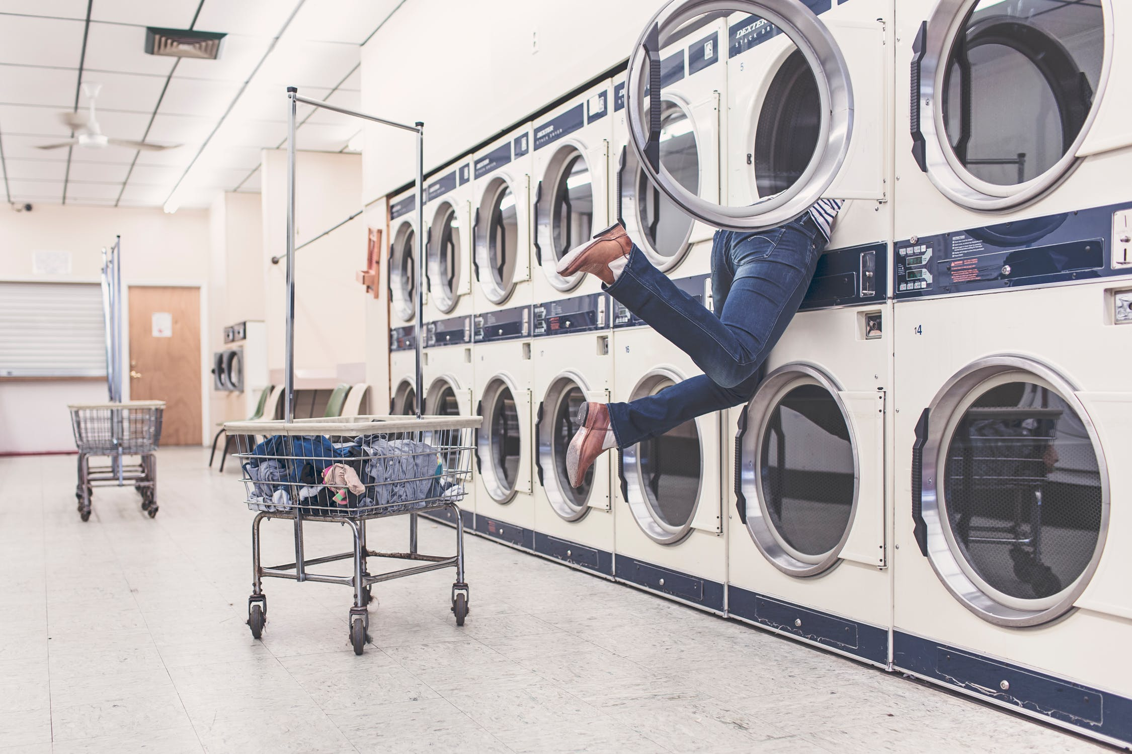 Kleding wassen tips
